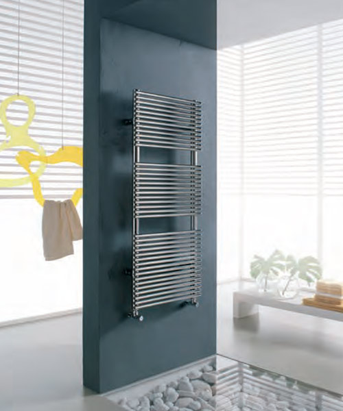 Koupelnové radiátory a otopné žebříky